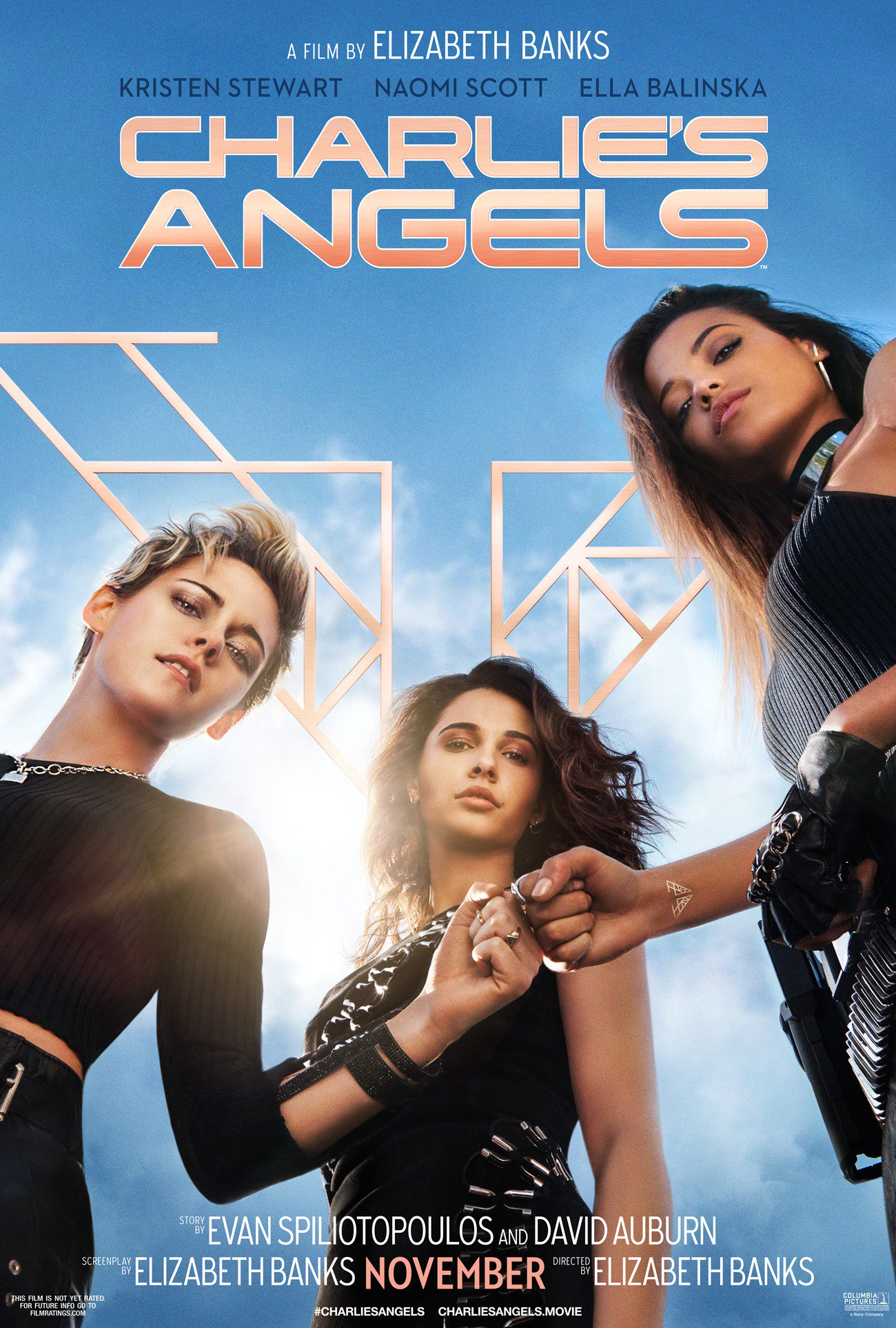 Charlie's Angels Tamil Dubbed TamilRockers