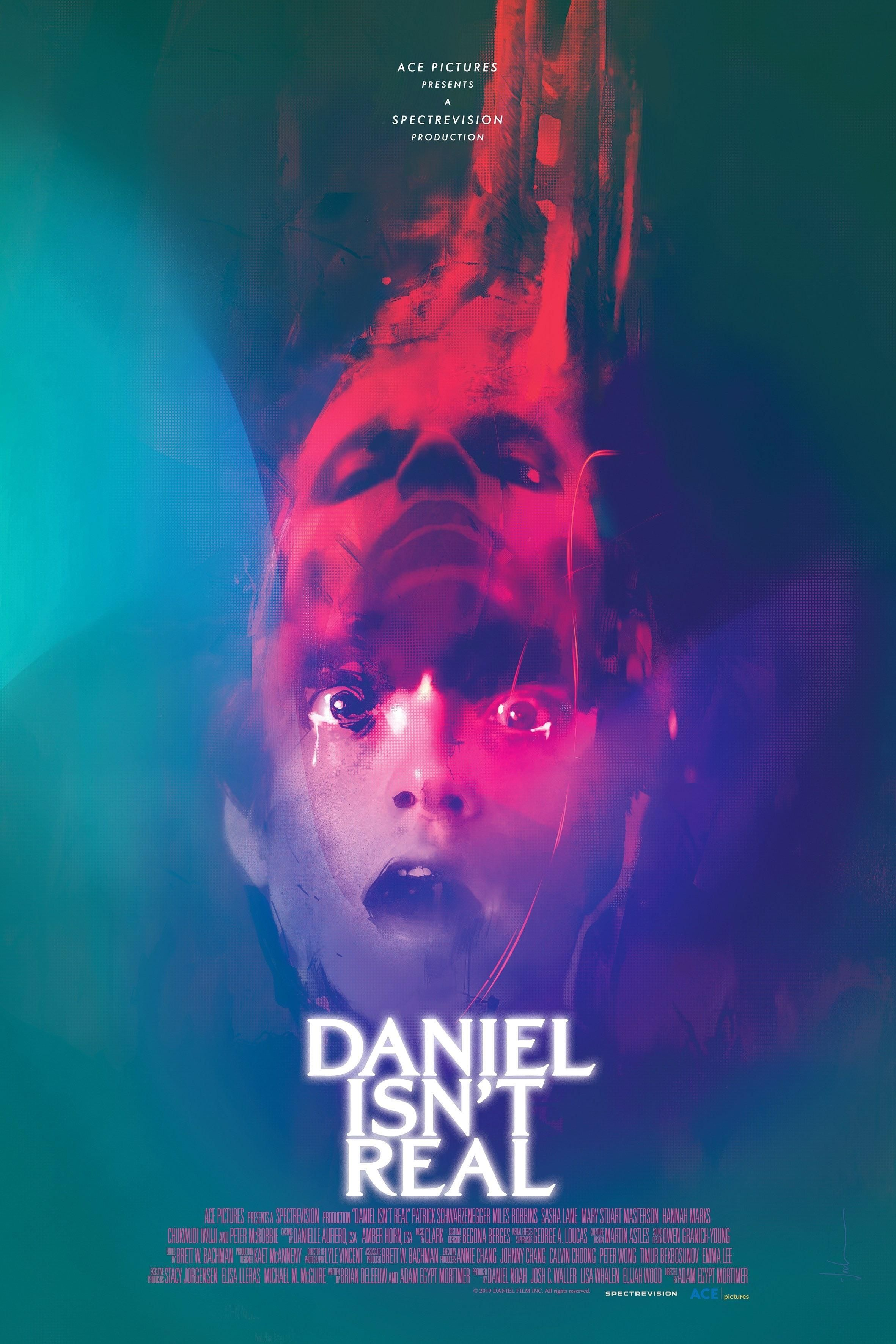 Daniel Isn't Real Tamil Dubbed TamilRockers
