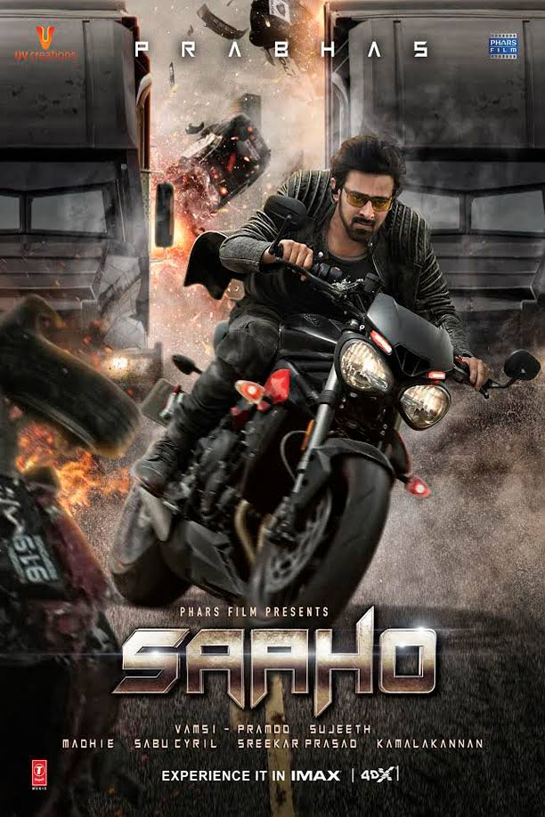 Saaho TamilRockers