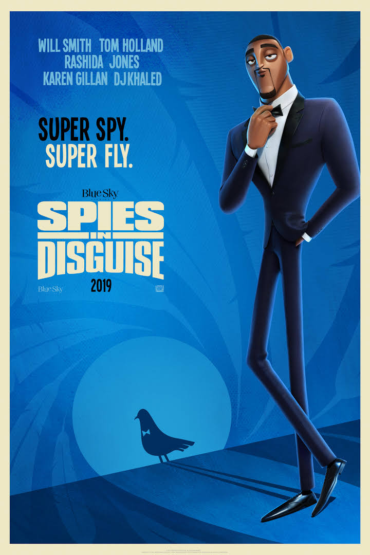 Spies in Disguise Tamil Dubbed TamilRockers