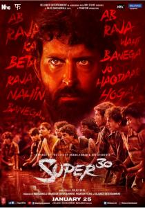 Super 30 Tamil Dubbed TamilRockers