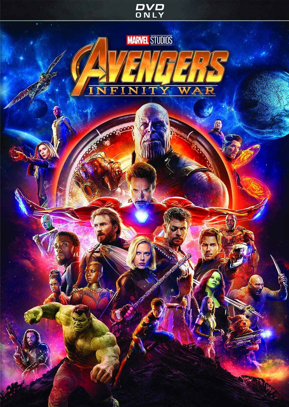 Avengers Infinity War Tamil Dubbed TamilRockers