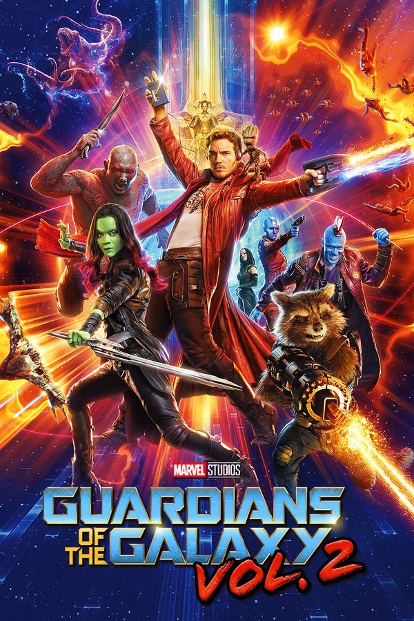 Guardians of the Galaxy Vol. 2 Tamil Dubbed TamilRockers