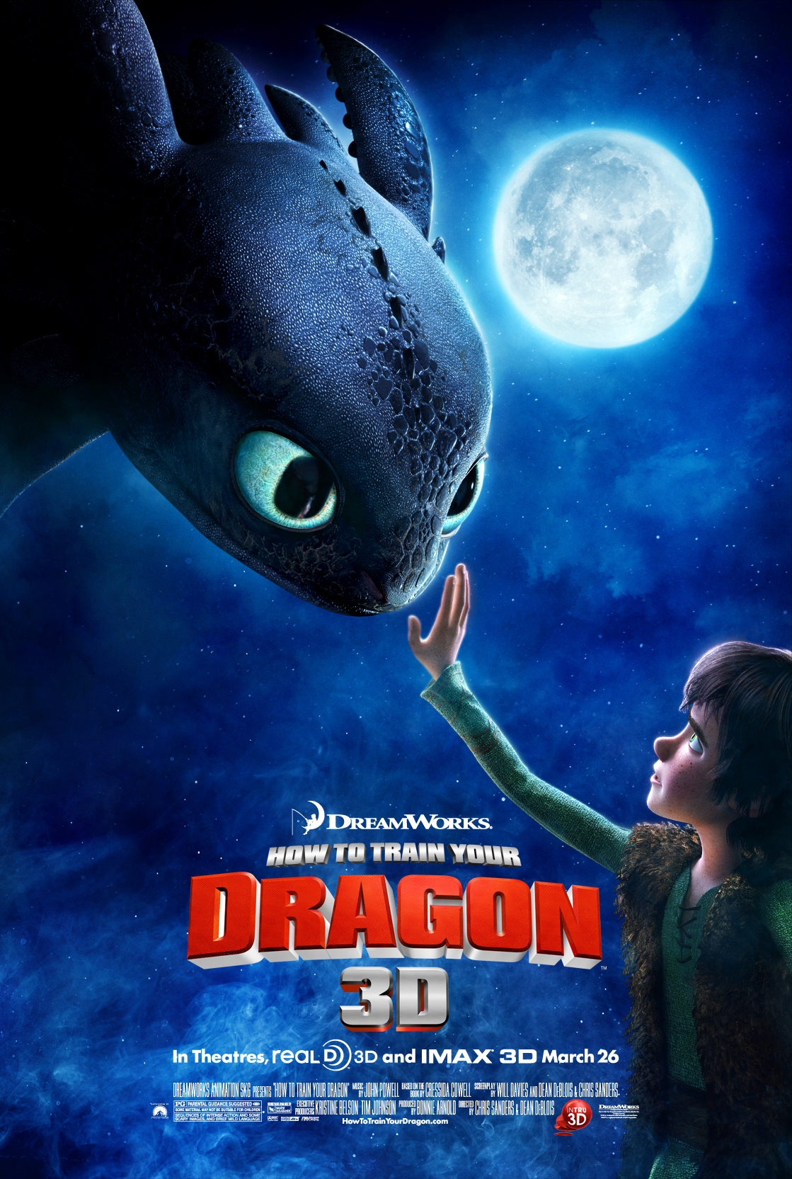 How to Train Your Dragon Tamil Dubbed TamilRockers