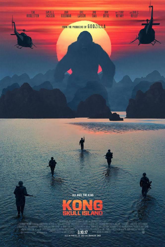 Kong Skull Island Tamil Dubbed TamilRockers