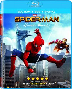 Spider-Man Homecoming Tamil Dubbed TamilRockers