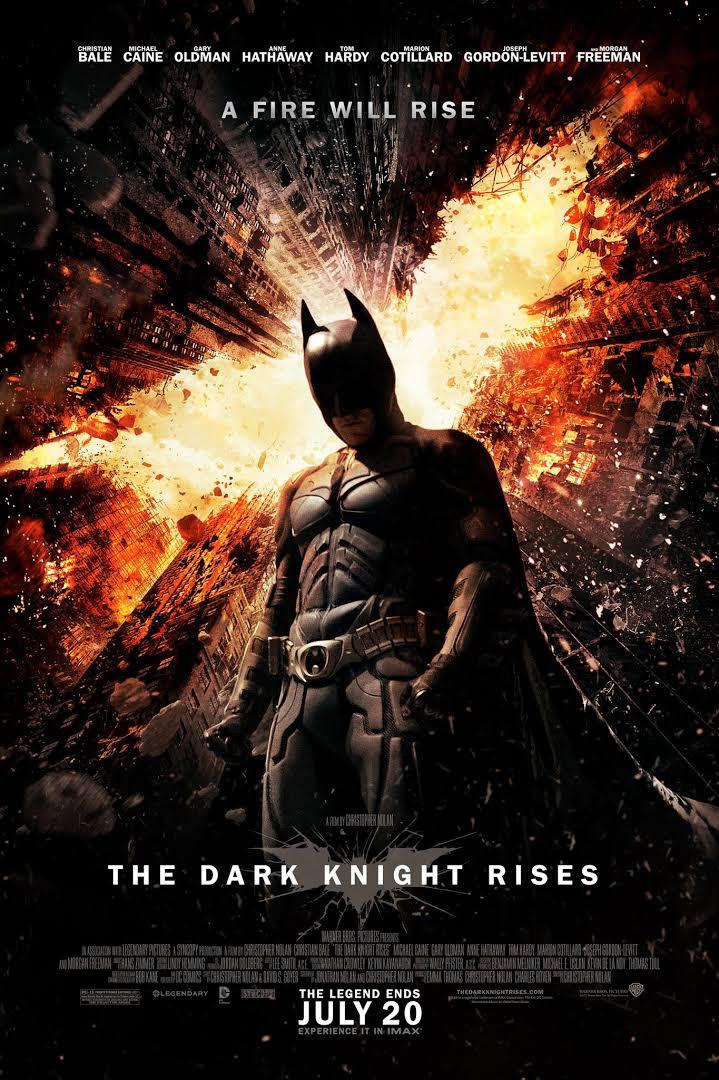 The Dark Knight Rises Tamil Dubbed TamilRockers