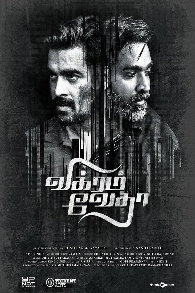 Vikram Vedha TamilRockers