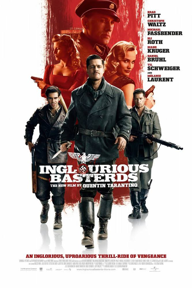 Inglourious Basterds Tamil Dubbed TamilRockers
