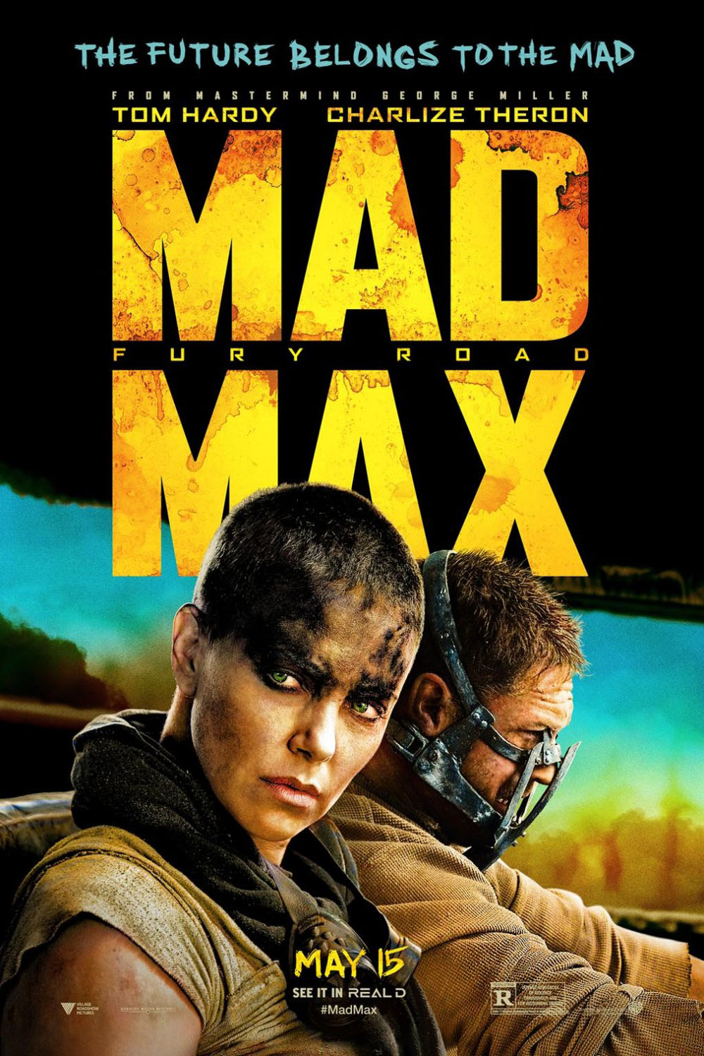 Mad Max Fury Road Tamil Dubbed TamilRockers