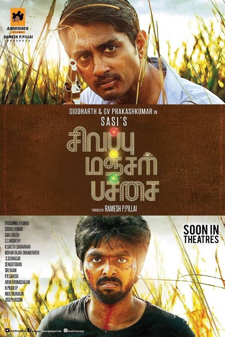 Sivappu Manjal Pachai TamilRockers