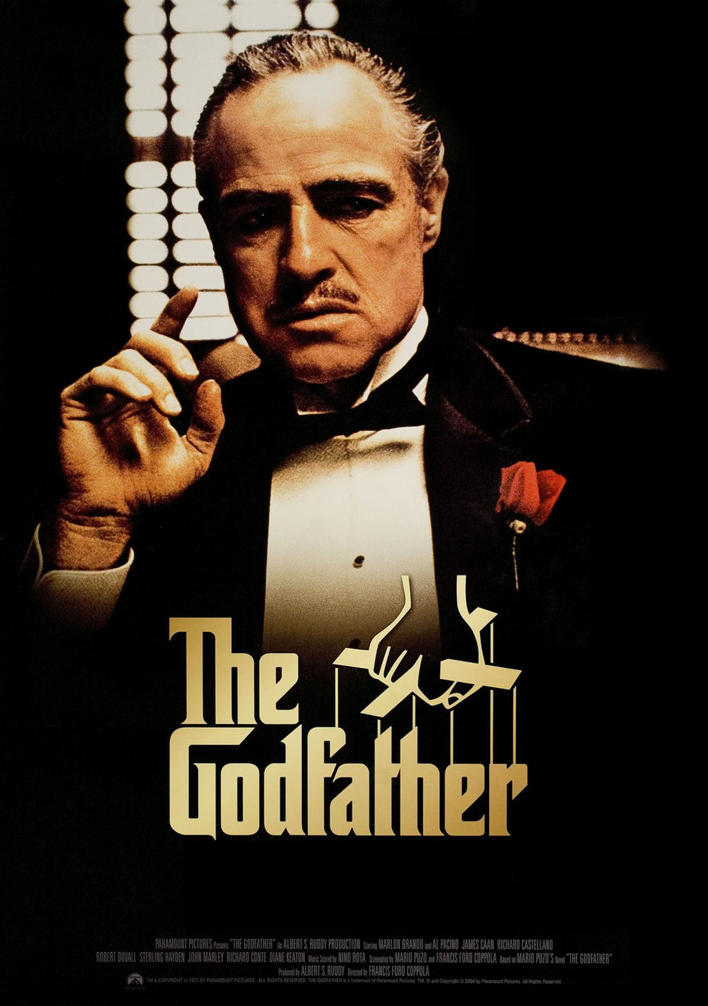The Godfather Tamil Dubbed TamilRockers