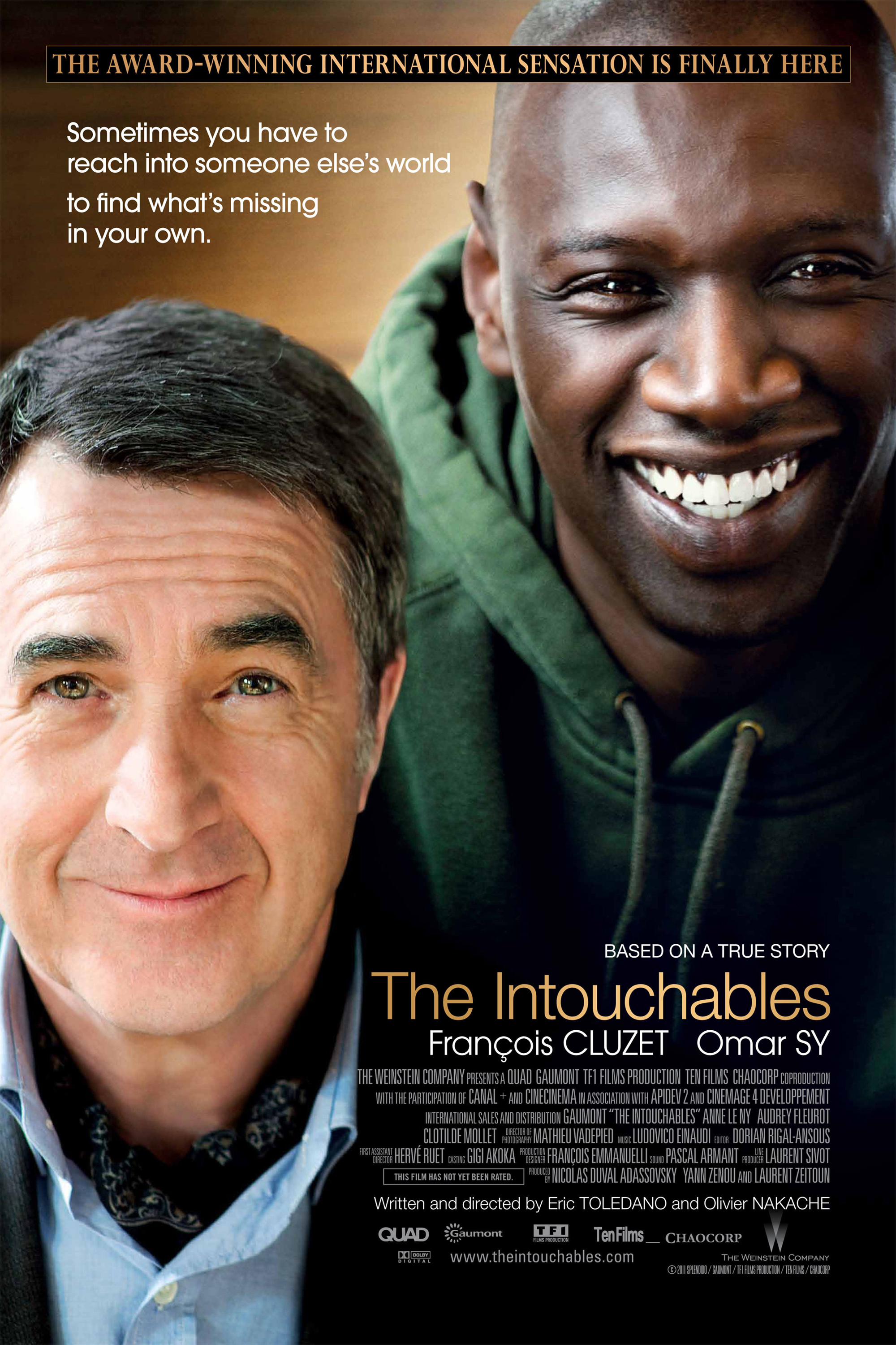 The Intouchables Tamil Dubbed TamilRockers