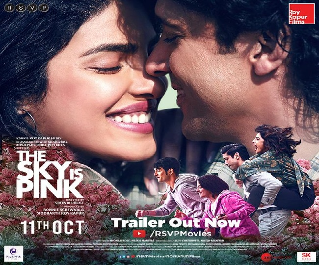 The Sky Is Pink Tamil Dubbed TamilRockers