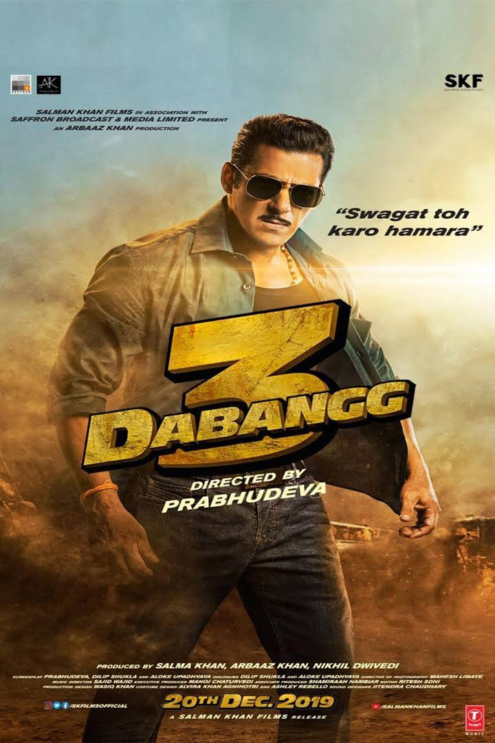 Dabangg 3 Tamil Dubbed TamilRockers