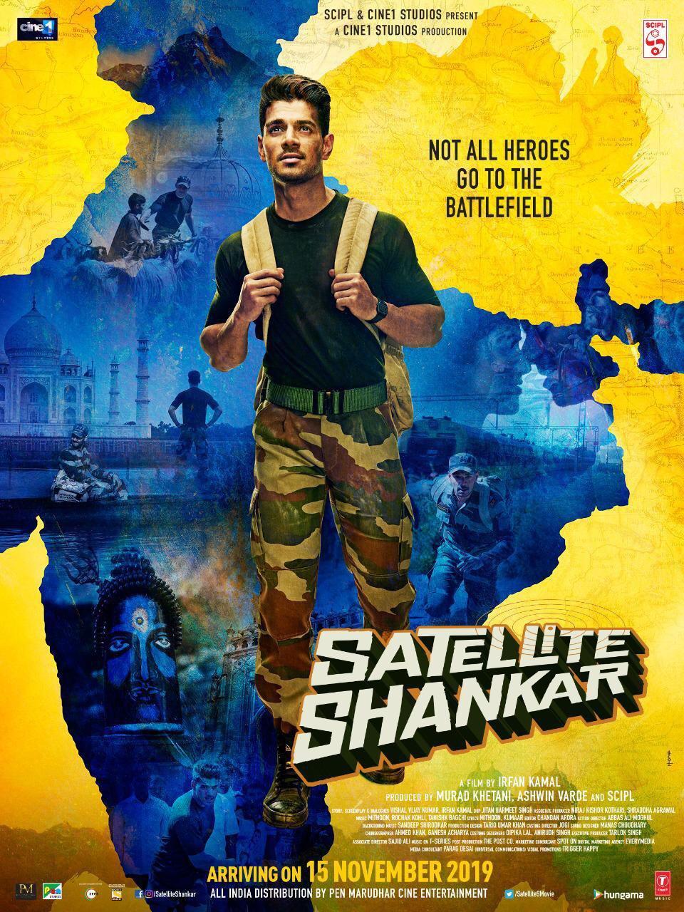 Satellite Shankar Tamil Dubbed TamilRockers