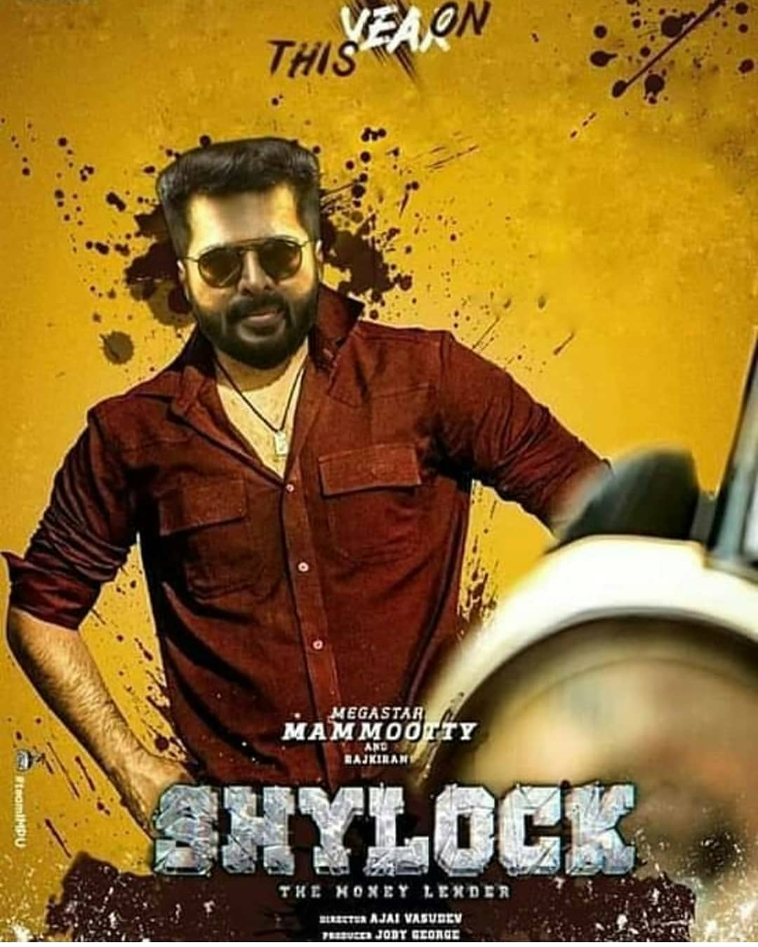Shylock Tamil Dubbed TamilRockers