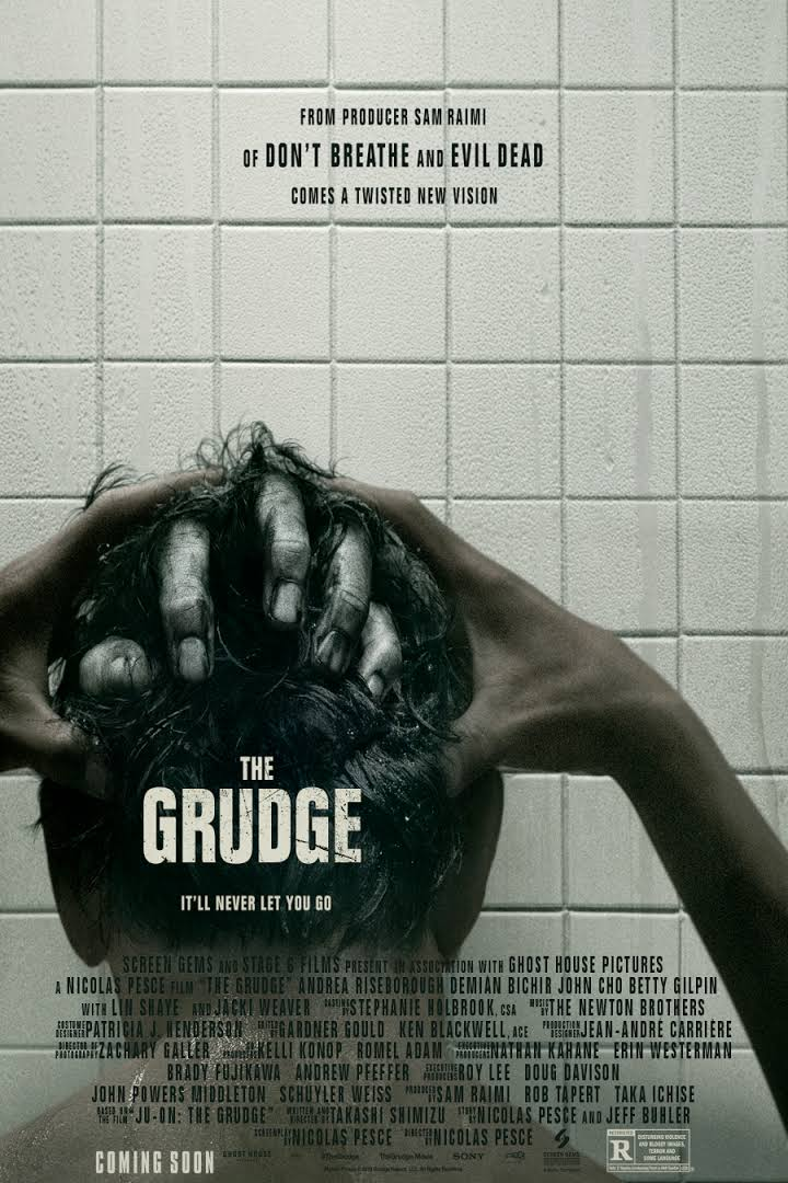 The Grudge Tamil Dubbed TamilRockers