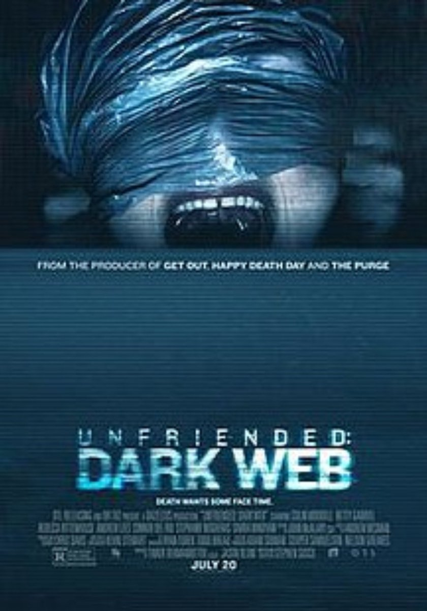 Unfriended Dark Web Tamil Dubbed TamilRockers