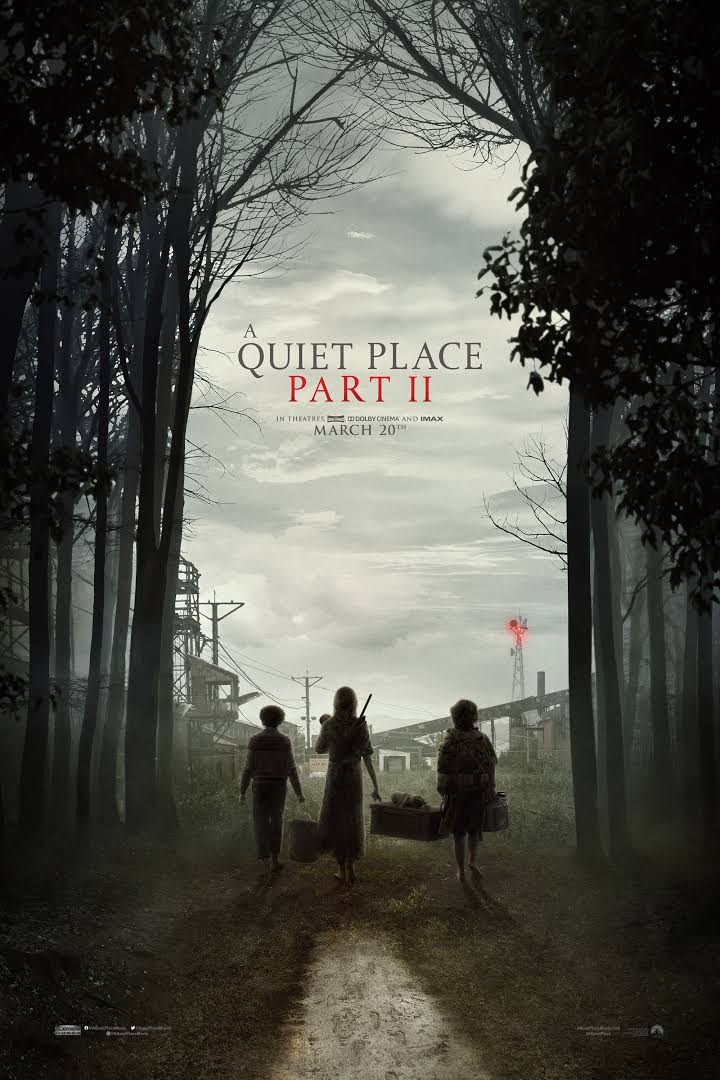 A Quiet Place Part II Tamil Dubbed TamilRockers