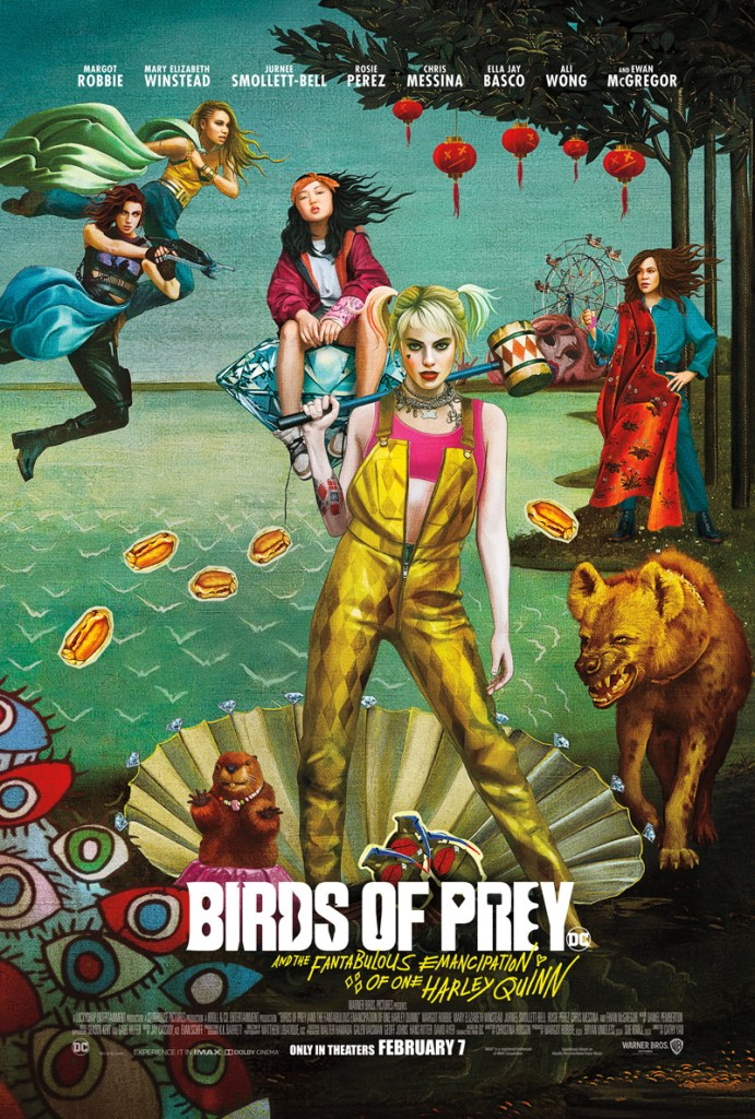 Birds of Prey Tamil Dubbed TamilRockers