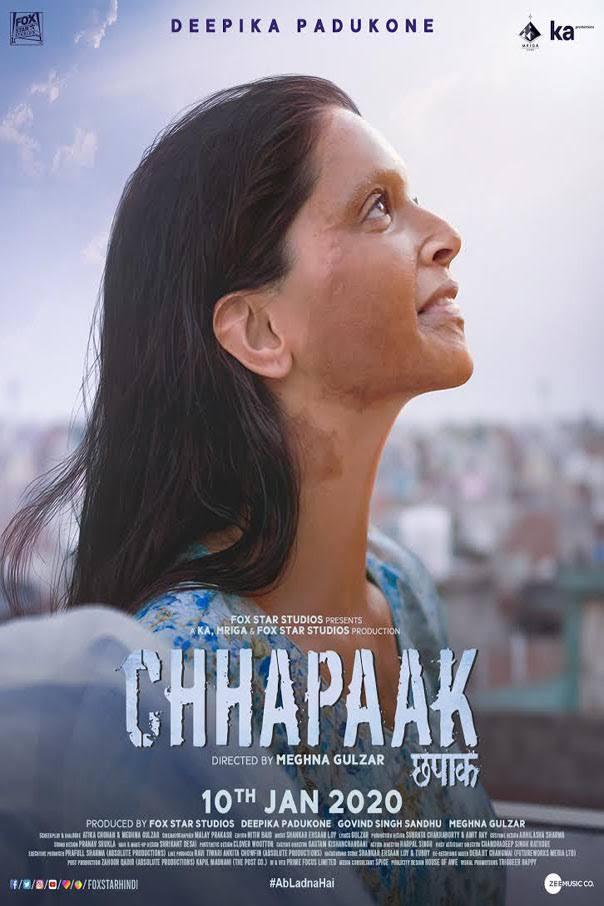 Chhapaak Tamil Dubbed TamilRockers