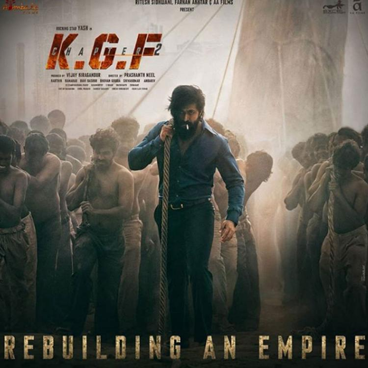 K.G.F. Chapter 2 Tamil Dubbed TamilRockers
