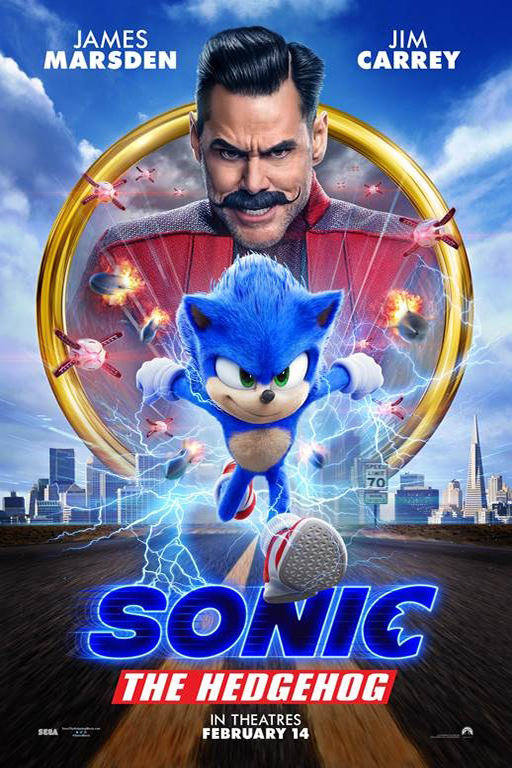 Sonic the Hedgehog Tamil Dubbed TamilRockers
