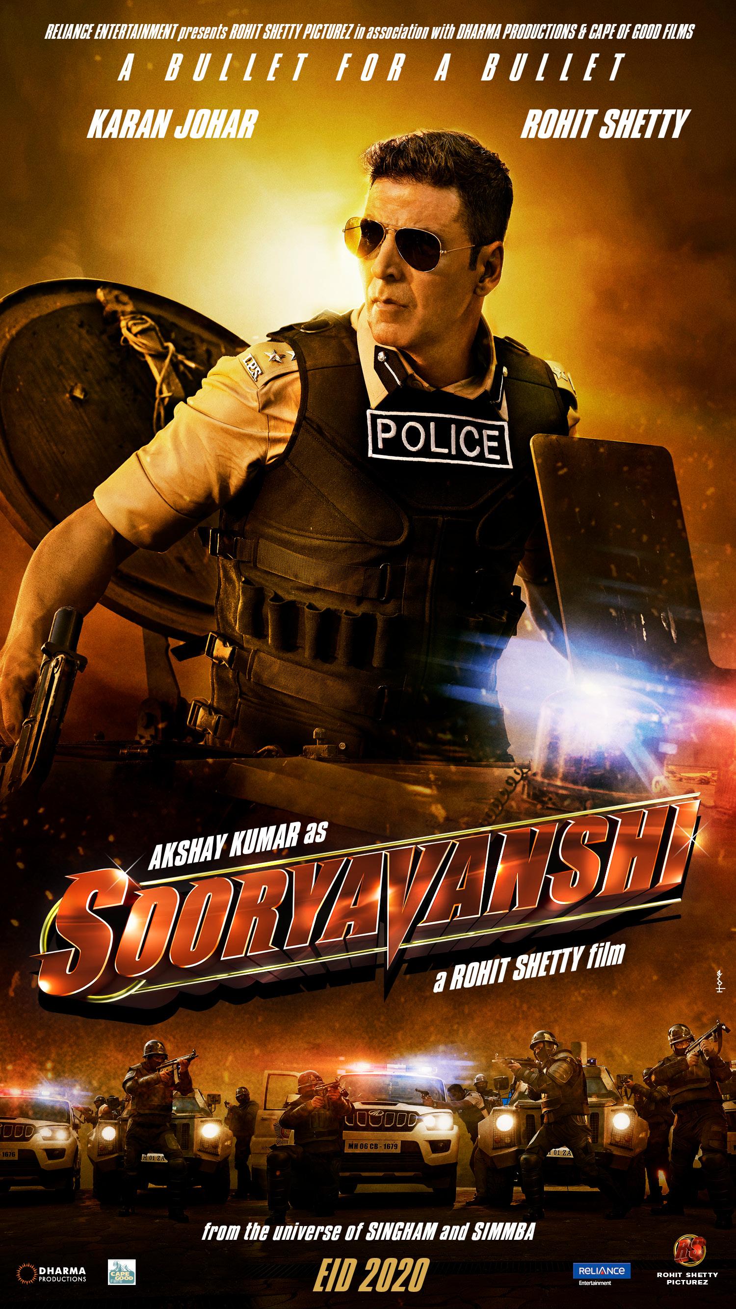 Sooryavanshi Tamil Dubbed TamilRockers