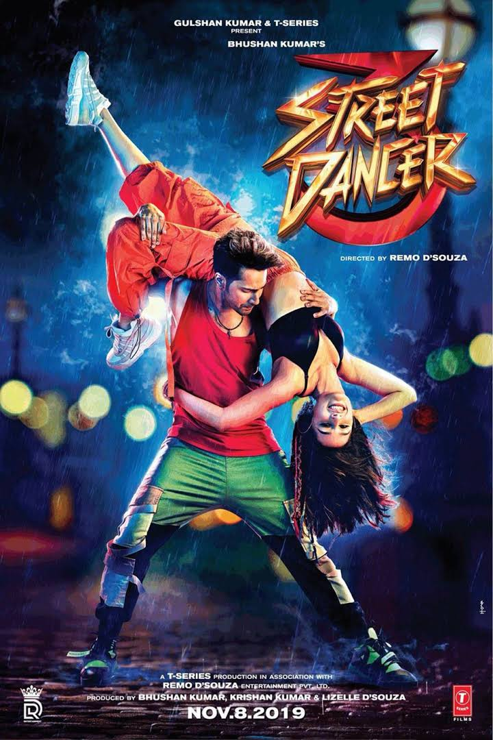 Street Dancer 3D Tamil Dubbed TamilRockers