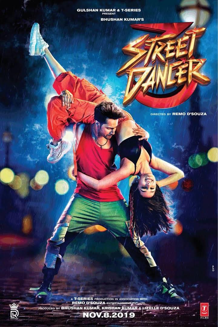 Street Dancer 3D Tamil Dubbed TamilRockers