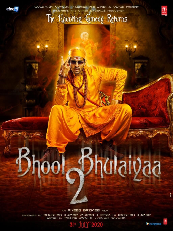 Bhool Bhulaiyaa 2 Tamil Dubbed TamilRockers