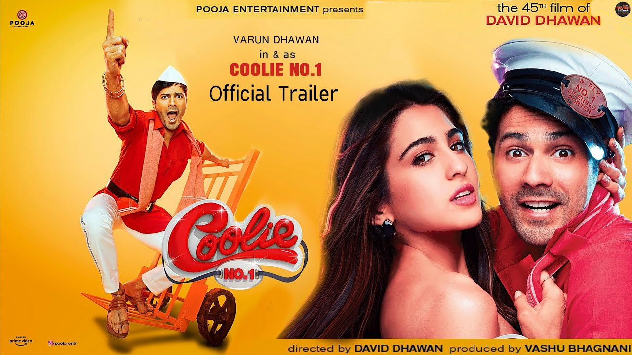 Coolie No 1 Tamil Dubbed Tamilrockers Full Movie New