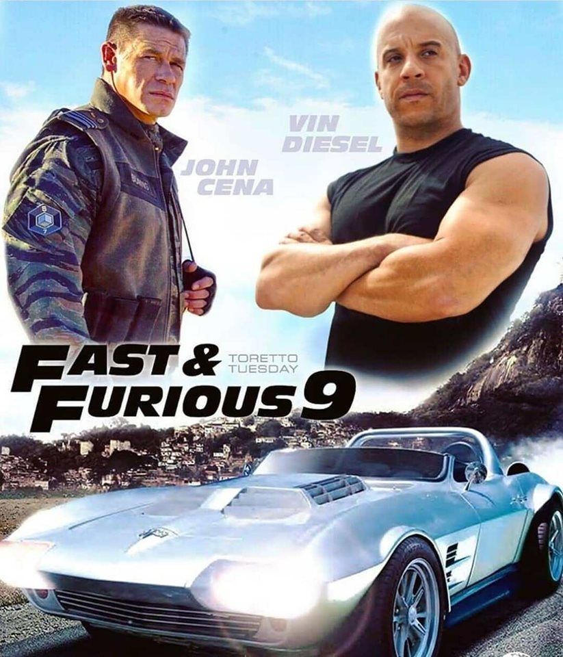 Fast & Furious 9 Tamil Dubbed TamilRockers
