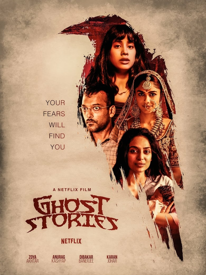 Ghost Stories Tamil Dubbed TamilRockers