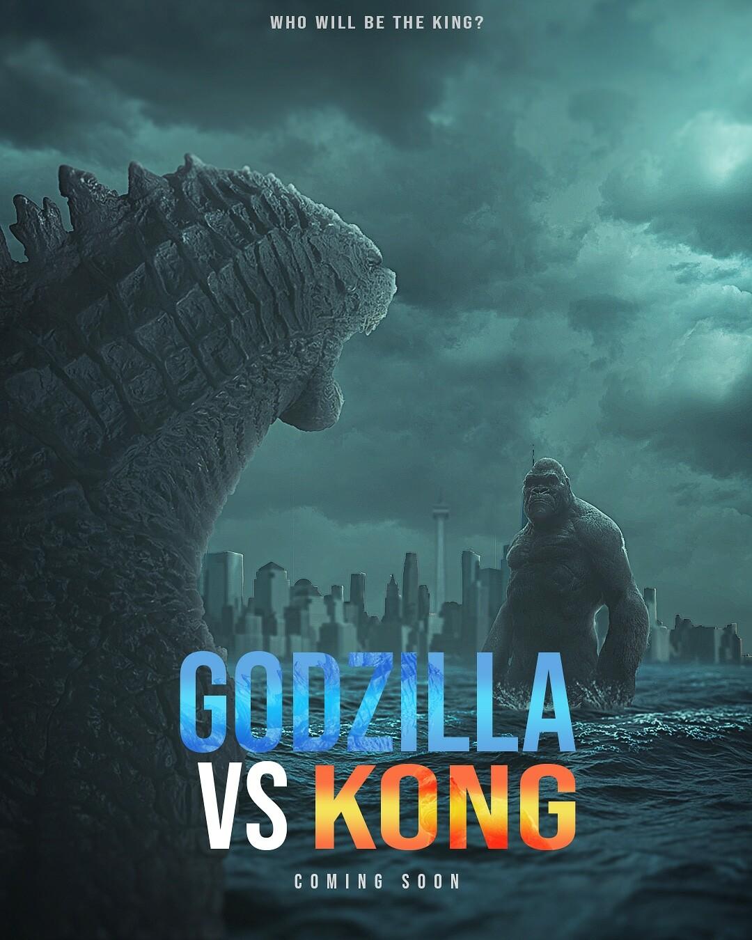 Godzilla vs. Kong Tamil Dubbed TamilRockers