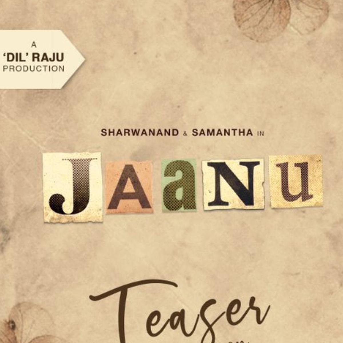 Jaanu Tamil Dubbed TamilRockers