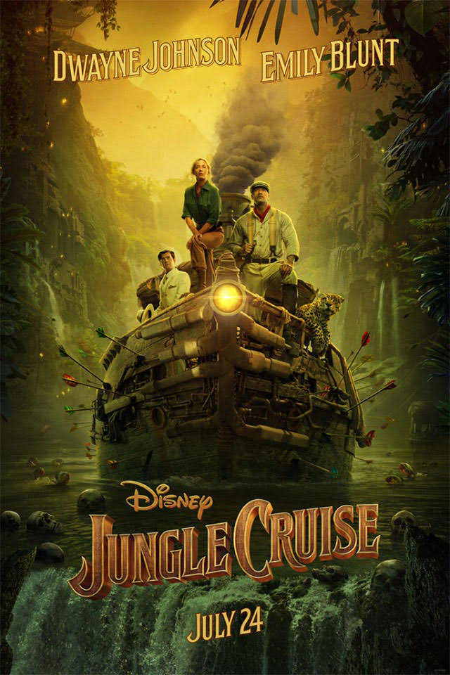 Jungle Cruise Tamil Dubbed TamilRockers