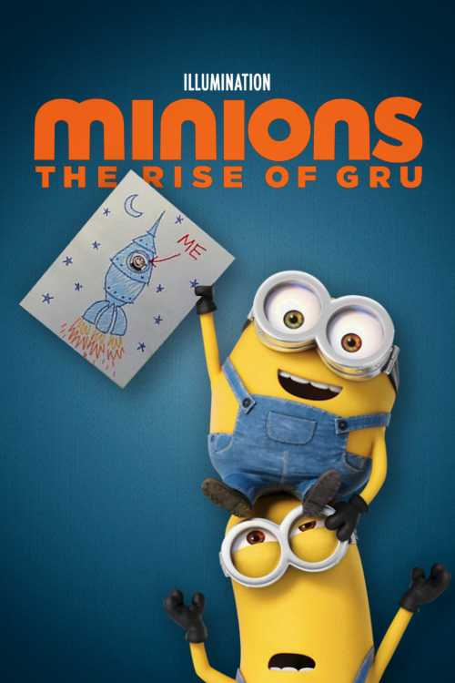 Minions: The Rise of Gru Tamil Dubbed