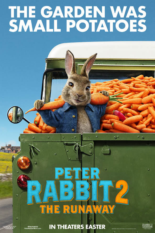 Peter Rabbit 2: The Runaway Tamil Dubbed