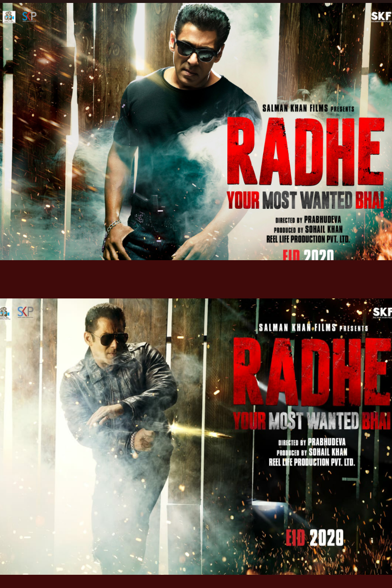 Radhe Your Most Wanted Bhai Tamil Dubbed TamilRockers