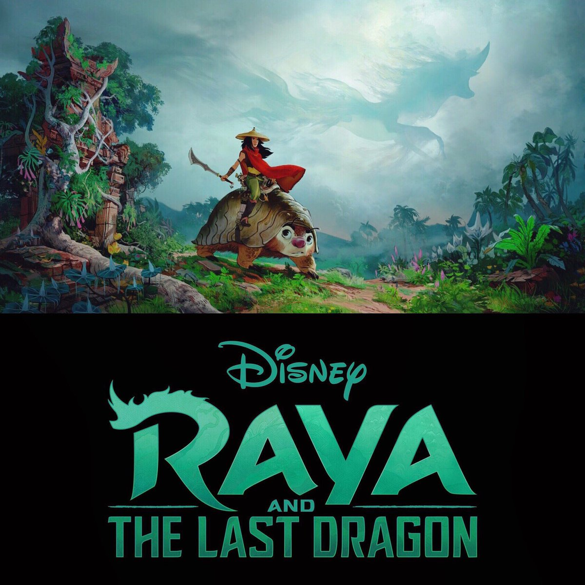 Raya and The Last Dragon Tamil Dubbed TamilRockers