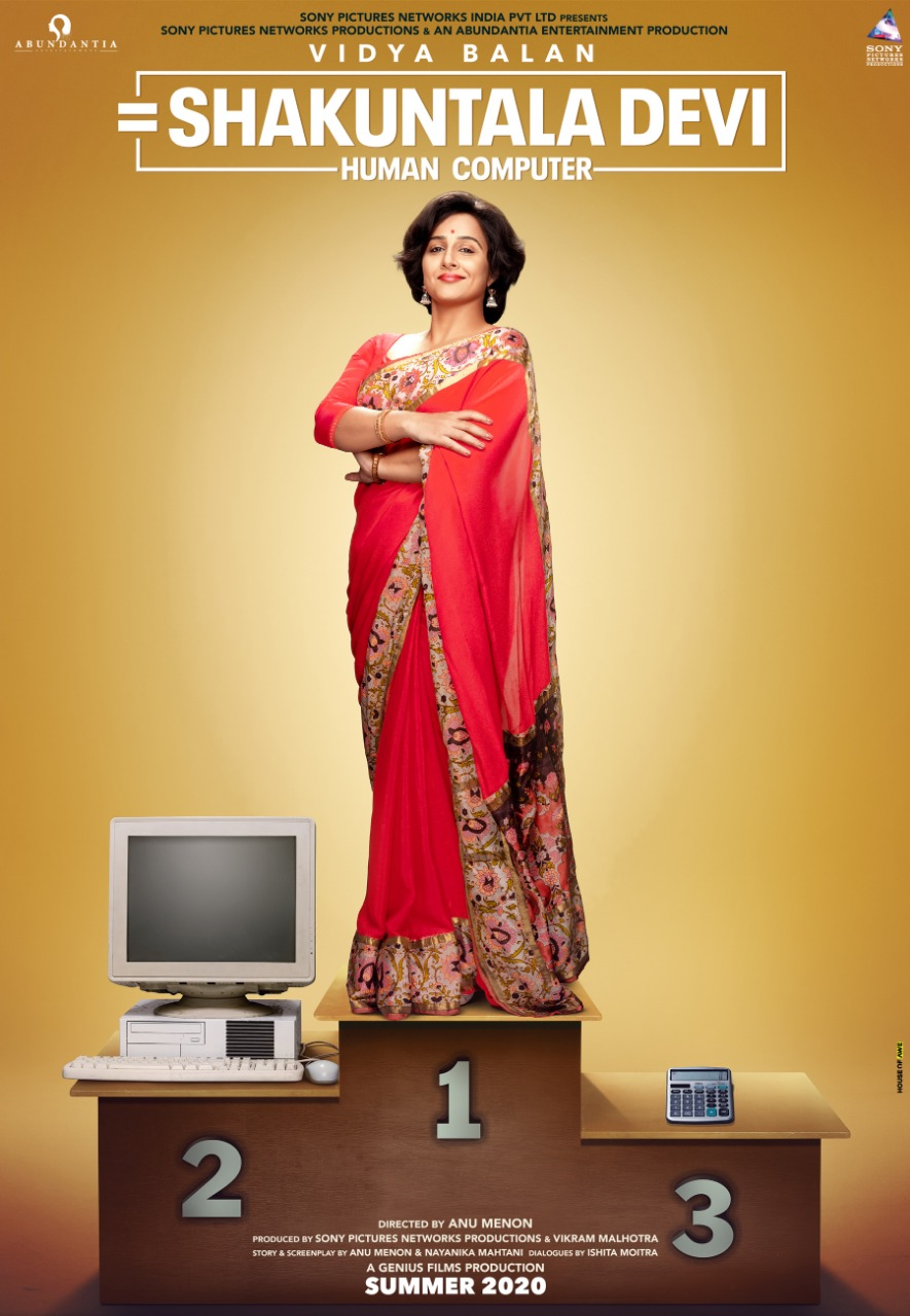 Shakuntala Devi Tamil Dubbed TamilRockers