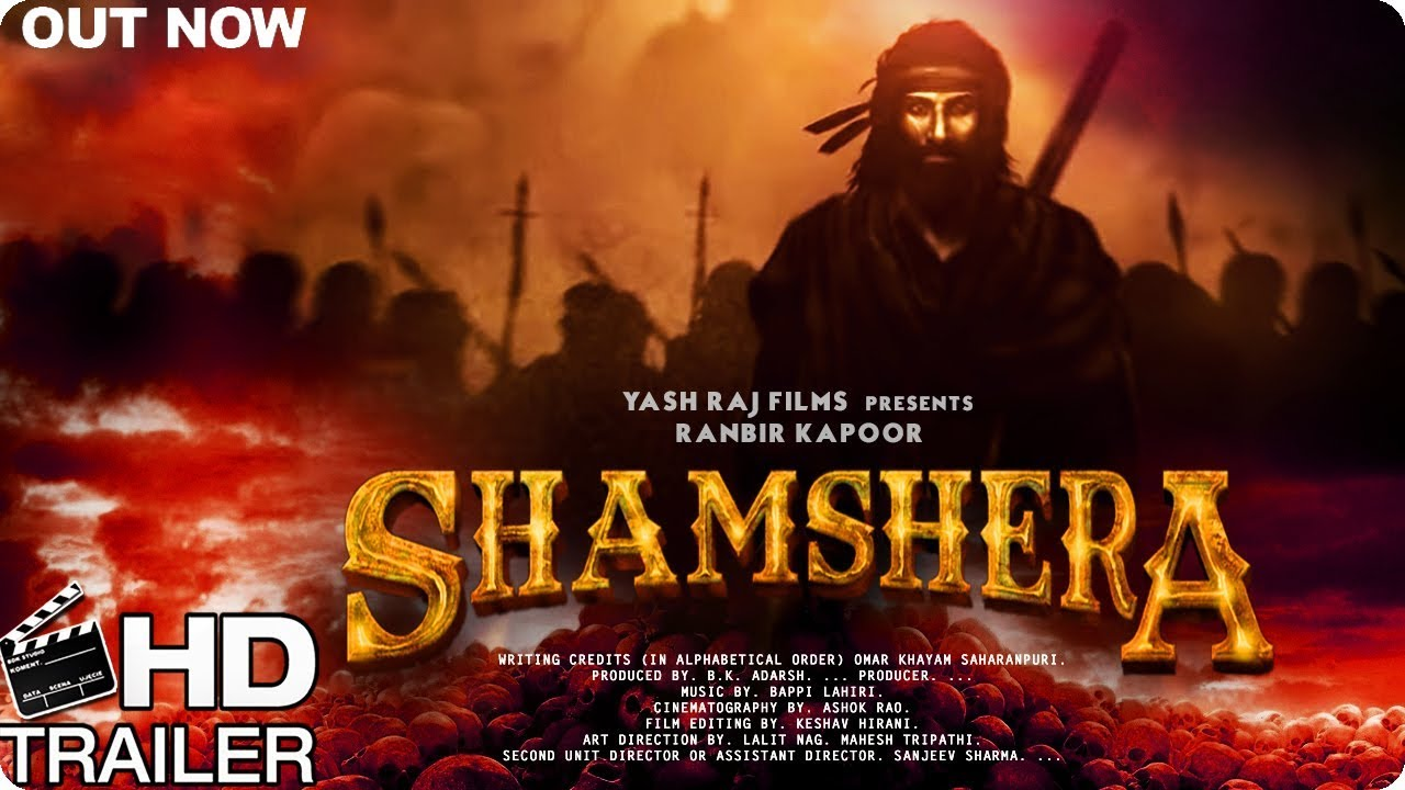Shamshera Tamil Dubbed TamilRockers