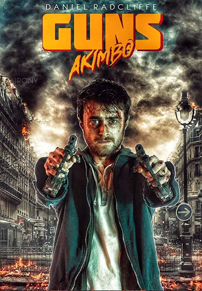 Image Result For Review Film Guns Akimbo