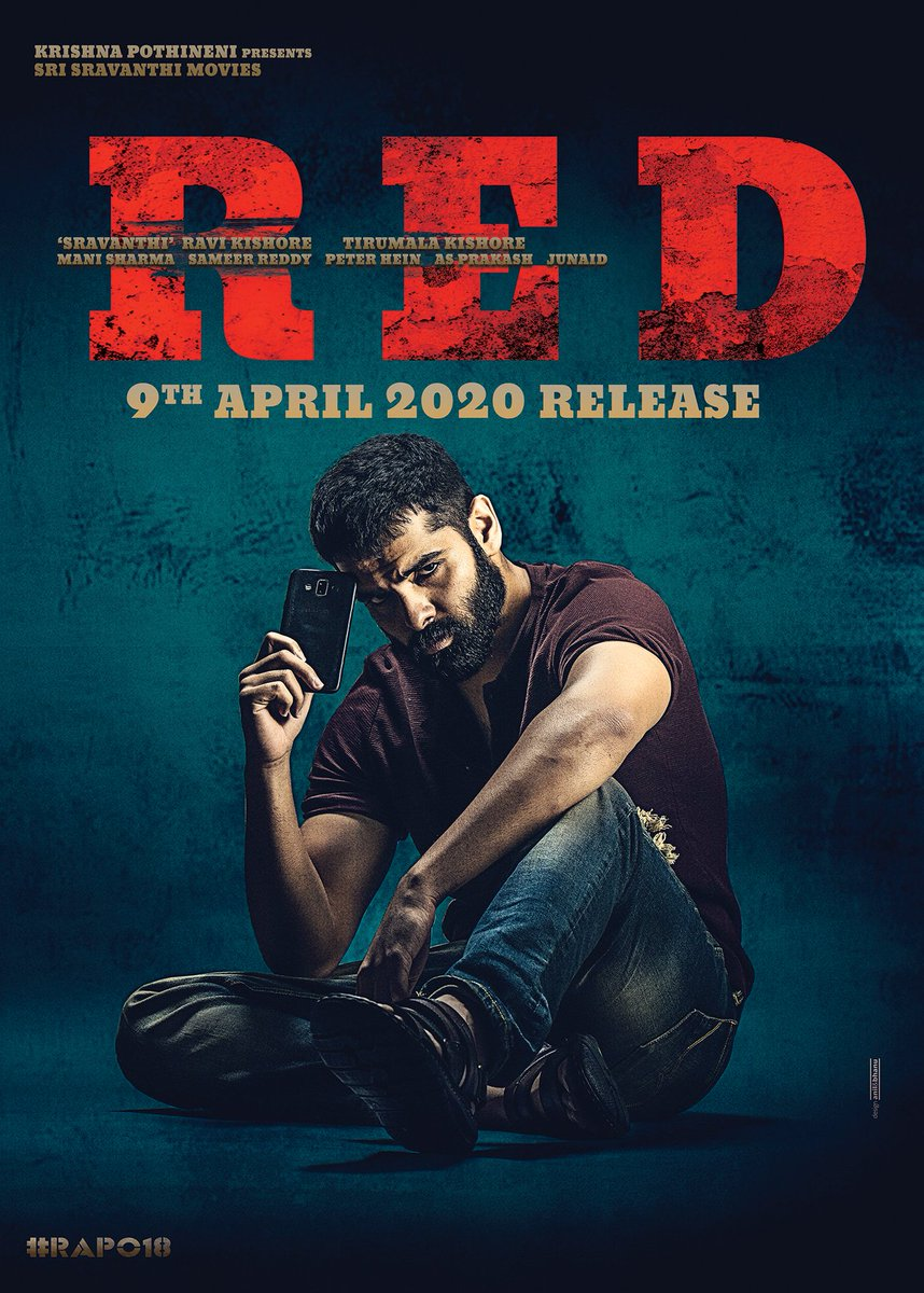 Red Tamil Dubbed TamilRockers