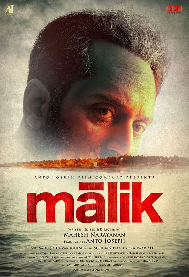 Malik Tamil Dubbed TamilRockers