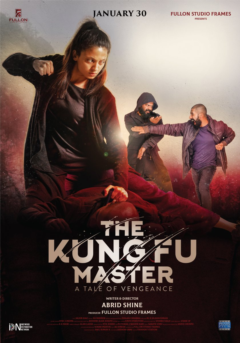 The Kung Fu Master Tamil Dubbed TamilRockers