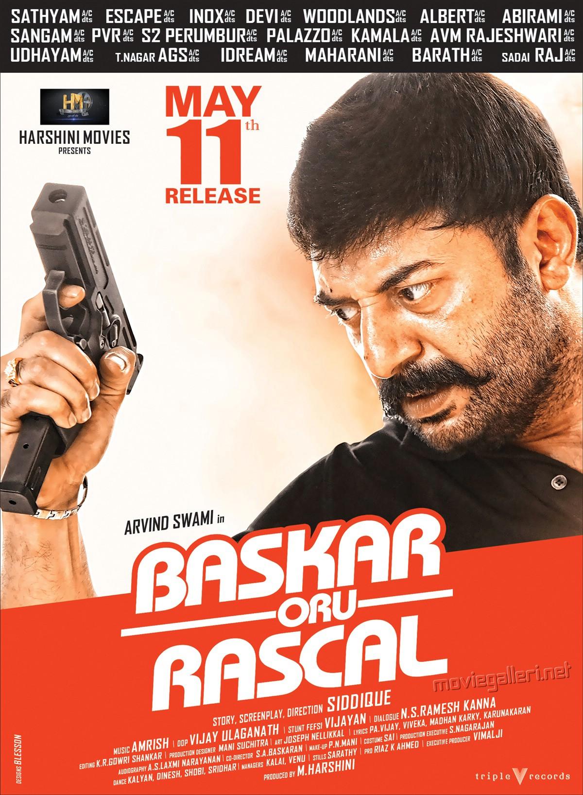 Bhaskar Oru Rascal TamilRockers