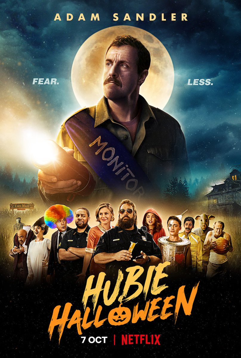 Hubie Halloween Tamil Dubbed TamilRockers is a 2020 American horror film directed by Steven Brill and written by Adam Sandler and Tim Herlihy. This film tells the story of an avid Halloween grocer who must rescue the town of Salem, Massachusetts from a kidnapper.